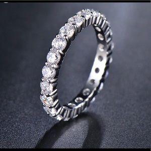 Jewelry - CZ Eternity Ring